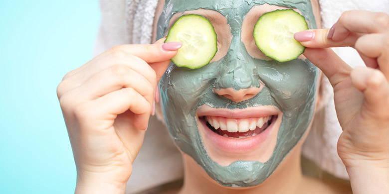 maschera facciale viso